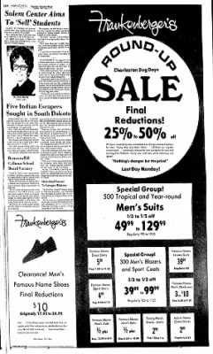 Sunday Gazette-Mail from Charleston, West Virginia on July 27, 1975 · Page 14
