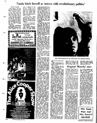 Sunday Gazette-Mail from Charleston, West Virginia on August 6, 1972 · Page 77