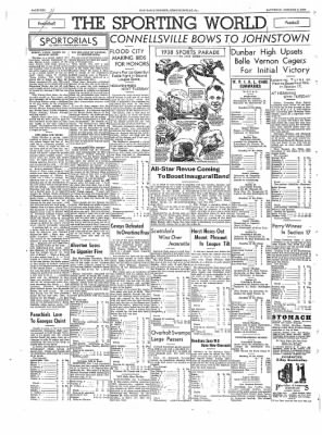 The Daily Courier from Connellsville, Pennsylvania on January 7, 1939 · Page 10