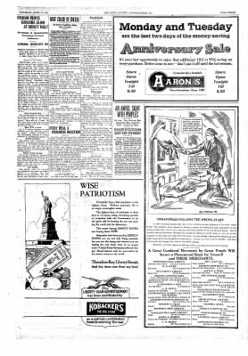 The Daily Courier from Connellsville, Pennsylvania on April 13, 1918 · Page 3