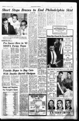 The Ottawa Journal from Ottawa,  on August 27, 1964 · Page 25