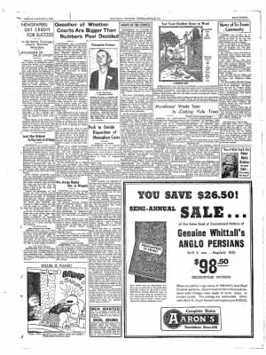 The Daily Courier from Connellsville, Pennsylvania on January 3, 1938 · Page 3