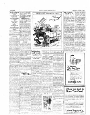The Daily Courier from Connellsville, Pennsylvania on January 29, 1930 · Page 4