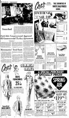 Sunday Gazette-Mail from Charleston, West Virginia on June 20, 1976 · Page 10