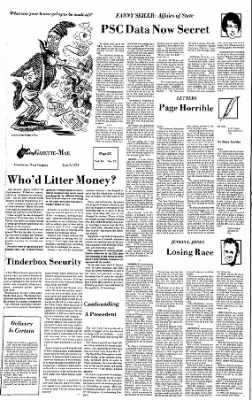 Sunday Gazette-Mail from Charleston, West Virginia on June 9, 1974 · Page 30