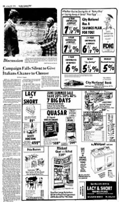 Sunday Gazette-Mail from Charleston, West Virginia on June 20, 1976 · Page 15