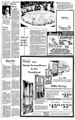 Sunday Gazette-Mail from Charleston, West Virginia on June 9, 1974 · Page 33