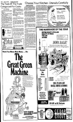 Sunday Gazette-Mail from Charleston, West Virginia on July 27, 1975 · Page 77