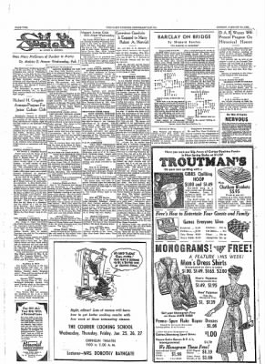 The Daily Courier from Connellsville, Pennsylvania on January 16, 1939 · Page 2