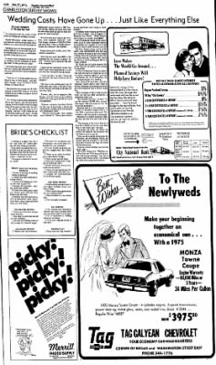 Sunday Gazette-Mail from Charleston, West Virginia on July 27, 1975 · Page 82
