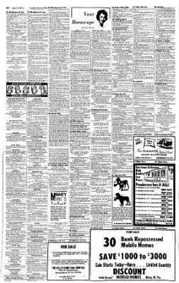 Sunday Gazette-Mail from Charleston, West Virginia on June 9, 1974 · Page 44