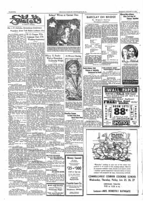 The Daily Courier from Connellsville, Pennsylvania on January 17, 1939 · Page 2