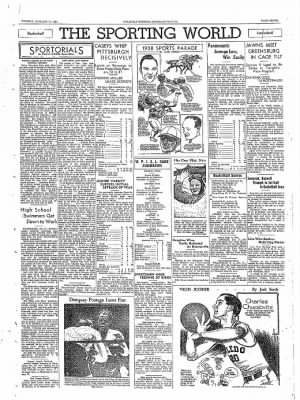 The Daily Courier from Connellsville, Pennsylvania on January 17, 1939 · Page 7