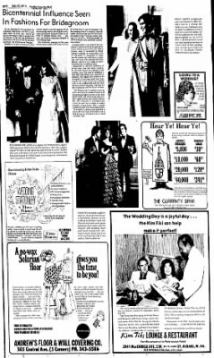 Sunday Gazette-Mail from Charleston, West Virginia on July 27, 1975 · Page 90