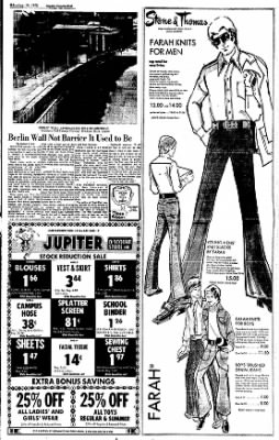 Sunday Gazette-Mail from Charleston, West Virginia on August 13, 1972 · Page 9
