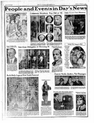 The Daily Courier from Connellsville, Pennsylvania on January 31, 1930 · Page 14