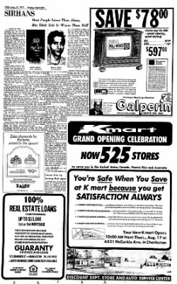 Sunday Gazette-Mail from Charleston, West Virginia on August 13, 1972 · Page 12