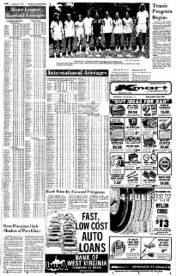 Sunday Gazette-Mail from Charleston, West Virginia on June 9, 1974 · Page 60