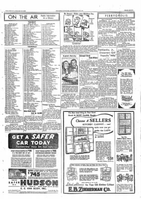 The Daily Courier from Connellsville, Pennsylvania on January 18, 1939 · Page 7