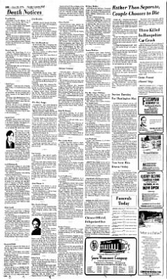 Sunday Gazette-Mail from Charleston, West Virginia on June 20, 1976 · Page 47