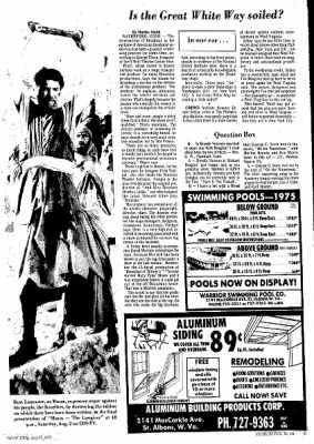 Sunday Gazette-Mail from Charleston, West Virginia on July 27, 1975 · Page 103