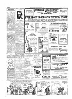 The Daily Courier from Connellsville, Pennsylvania on April 23, 1918 · Page 6