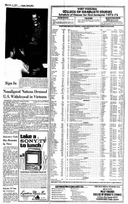 Sunday Gazette-Mail from Charleston, West Virginia on August 13, 1972 · Page 23