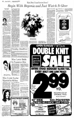 Sunday Gazette-Mail from Charleston, West Virginia on June 9, 1974 · Page 72