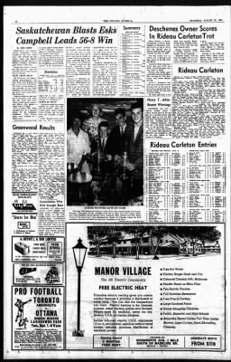 The Ottawa Journal from Ottawa,  on August 29, 1964 · Page 12