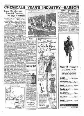 The Daily Courier from Connellsville, Pennsylvania on January 7, 1938 · Page 20