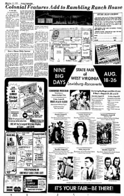 Sunday Gazette-Mail from Charleston, West Virginia on August 13, 1972 · Page 26