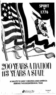 Sunday Gazette-Mail from Charleston, West Virginia on June 20, 1976 · Page 62