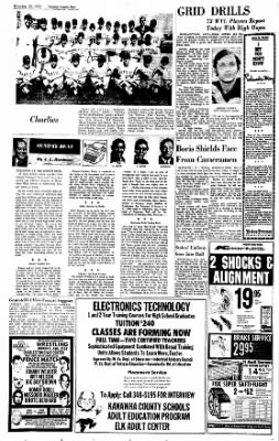 Sunday Gazette-Mail from Charleston, West Virginia on August 13, 1972 · Page 32