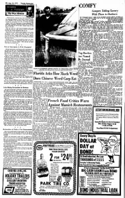 Sunday Gazette-Mail from Charleston, West Virginia on August 13, 1972 · Page 34