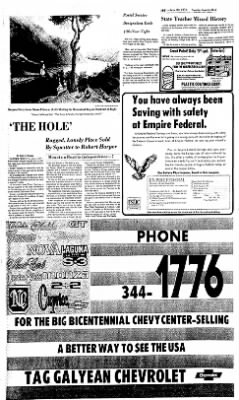 Sunday Gazette-Mail from Charleston, West Virginia on June 20, 1976 · Page 71