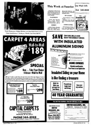 Sunday Gazette-Mail from Charleston, West Virginia on June 9, 1974 · Page 99