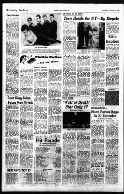 The Ottawa Journal from Ottawa,  on August 29, 1964 · Page 46