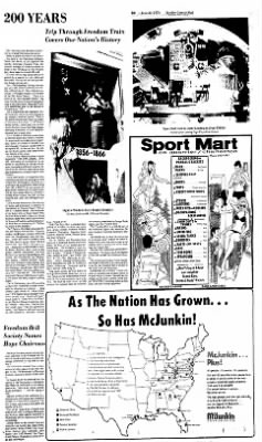 Sunday Gazette-Mail from Charleston, West Virginia on June 20, 1976 · Page 86
