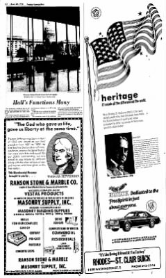 Sunday Gazette-Mail from Charleston, West Virginia on June 20, 1976 · Page 97