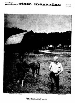 Sunday Gazette-Mail from Charleston, West Virginia on August 13, 1972 · Page 65