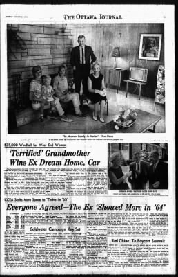 The Ottawa Journal from Ottawa,  on August 31, 1964 · Page 21
