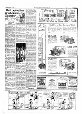 The Daily Courier from Connellsville, Pennsylvania on April 29, 1918 · Page 7