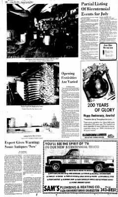 Sunday Gazette-Mail from Charleston, West Virginia on June 20, 1976 · Page 105