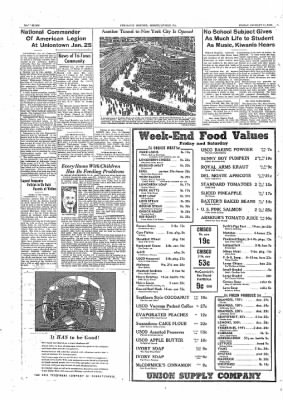 The Daily Courier from Connellsville, Pennsylvania on January 14, 1938 · Page 8