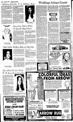 Sunday Gazette-Mail from Charleston, West Virginia on August 3, 1975 · Page 40
