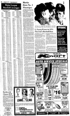 Sunday Gazette-Mail from Charleston, West Virginia on August 3, 1975 · Page 49