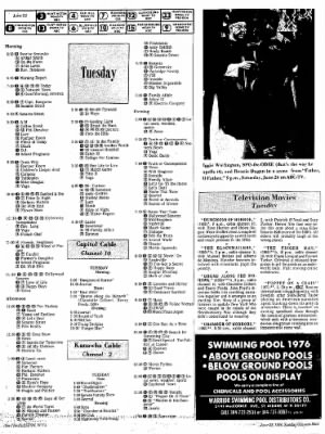 Sunday Gazette-Mail from Charleston, West Virginia on June 20, 1976 · Page 151