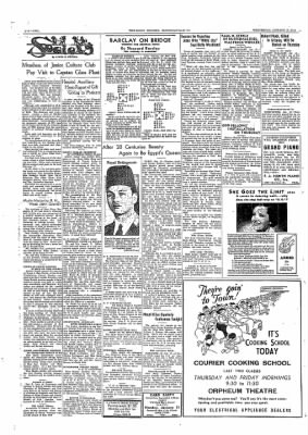 The Daily Courier from Connellsville, Pennsylvania on January 19, 1938 · Page 2