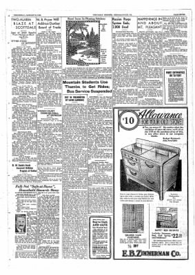 The Daily Courier from Connellsville, Pennsylvania on January 19, 1938 · Page 7