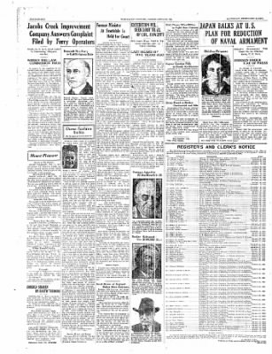 The Daily Courier from Connellsville, Pennsylvania on February 8, 1930 · Page 8